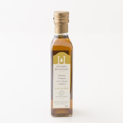 Huile de colza grillé vierge en bouteille de 25 cl par l'Huilerie Beaujolaise