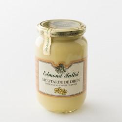 Moutarde de Dijon par Edmont Fallot en pot de  390g