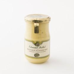 Moutarde au poivre vert Edmont Fallot en pot de 210g