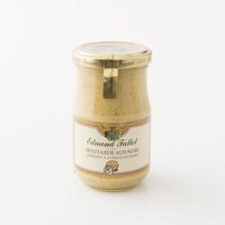 Moutarde aux noix Edmont Fallot en pot de 210g