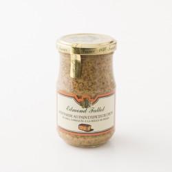 Moutarde au pain d'épice Edmont Fallot en pot de 210g