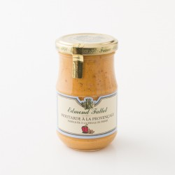 Moutarde à la provençale Edmont Fallot en pot de 210g
