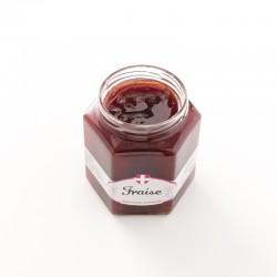 Confiture traditionnelle de fraise Savoa  détail