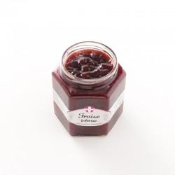 Confiture préparation fraise intense Savoa détail