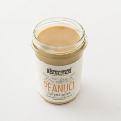 Peanuci purée d'arachides bio Damiano en pot de 275 g détail