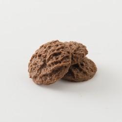 Biscuits bio au chocolat cuisinés par Croquelicot détail