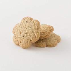 Biscuits bio au thé earl grey cuisinés par Croquelicot détail