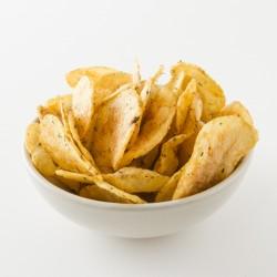 Chips artisanales Belsia aux herbes de Provence détail