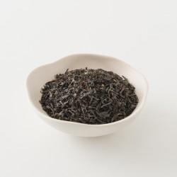 Thé noir bio earl grey de chez Alveus détail