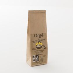Café d'orge mouture expresso bio en paquet de  200 g