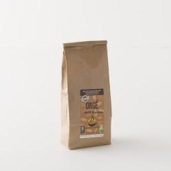 Café d'orge mouture expresso bio en paquet de 800 g