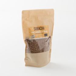 Sarrasin en grains bio sobacha de Yoann Gouëry en paquet de 400 g