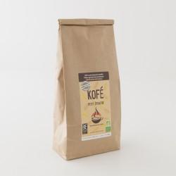 Café de petit épeautre moulu bio Kofé de Yoann Gouëry en sachet de 800 g