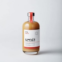 Gimber bio n°2 brut en bouteille de 500 ml