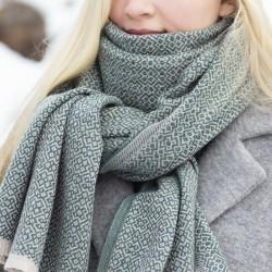 Echarpes en laine