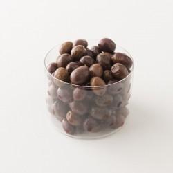 olives chataignes tomates confites