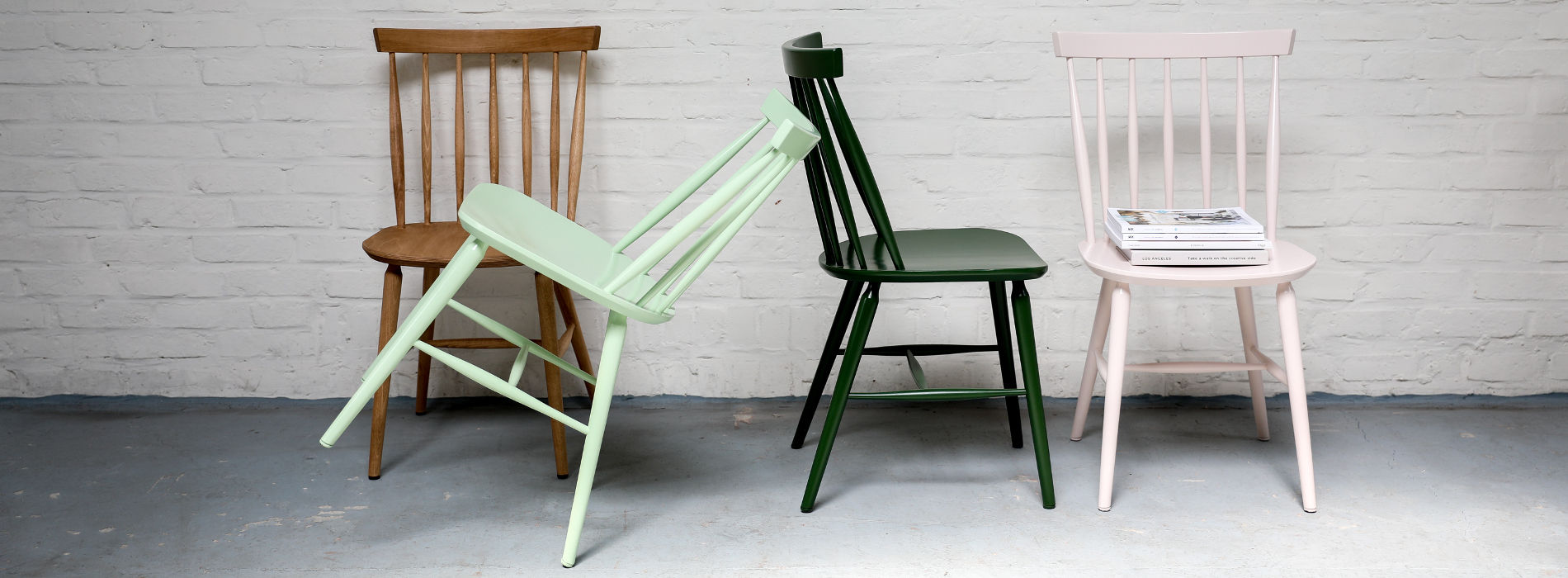 Chaise scandinave Landmade
