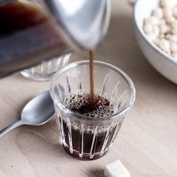 café d'orge torrefié