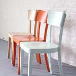 Chaise vintage style baumann filby
