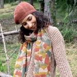 La Revolution Textile Pulls et accessoires en lin