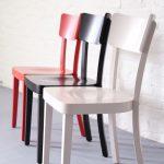 Toutes les chaises - Chaises laquées de couleur
