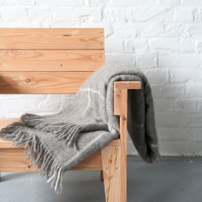 tous nos plaids en laine naturelle
