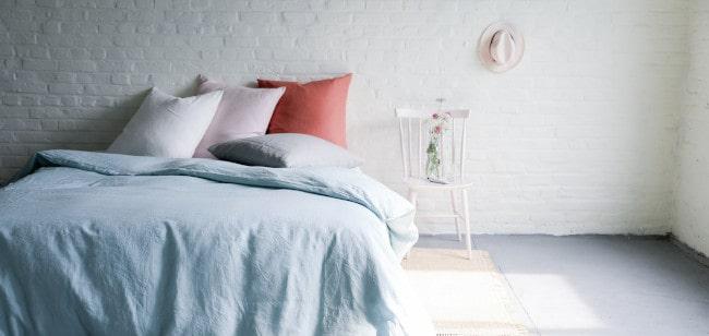 Notre linge de lit en lin